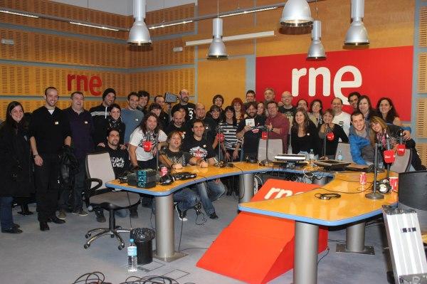 """Radio nacional 3 """"El vuelo del Fenix"""""""