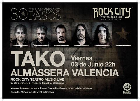 valencia rock city cartel