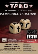 cartel Pamplona