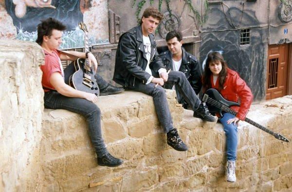 Formación año 1992